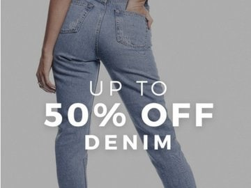 Farkut, farkkutakit ja farkkupaidat jopa -50% Nelly tarjouksella!